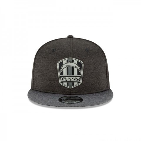 LOS ANGELES CHARGERS NFL SIDELINE ROAD 9FIFTY SNAPBACK - Sale