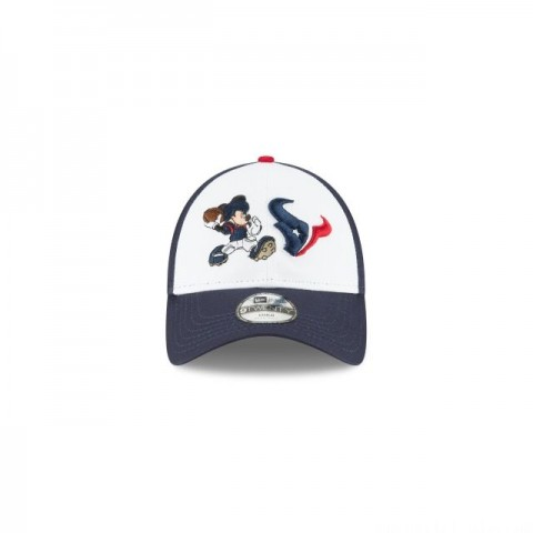 KIDS HOUSTON TEXANS MICKEY MOUSE 9TWENTY ADJUSTABLE