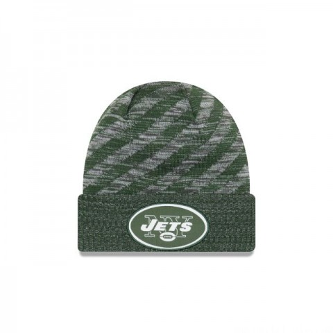 NEW YORK JETS KIDS COLD WEATHER TOUCHDOWN KNIT