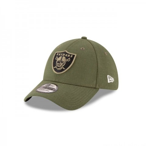 OAKLAND RAIDERS SALUTE TO SERVICE 39THIRTY STRETCH FIT - Sale