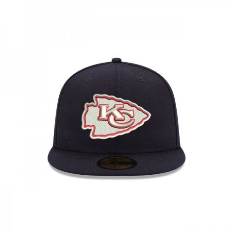 KANSAS CITY CHIEFS CRAFTED IN THE USA 59FIFTY FITTED