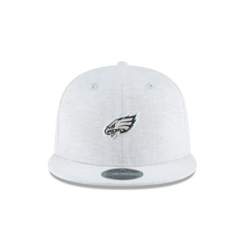 PHILADELPHIA EAGLES MICRO STITCH 9FIFTY SNAPBACK - Sale