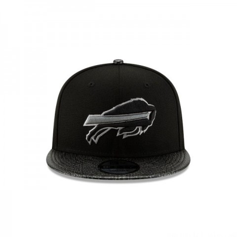 BUFFALO BILLS SNAKESKIN BLACK 9FIFTY SNAPBACK - Sale