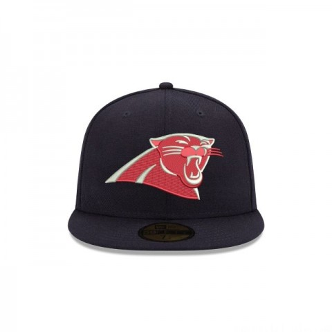 CAROLINA PANTHERS CRAFTED IN THE USA 59FIFTY FITTED