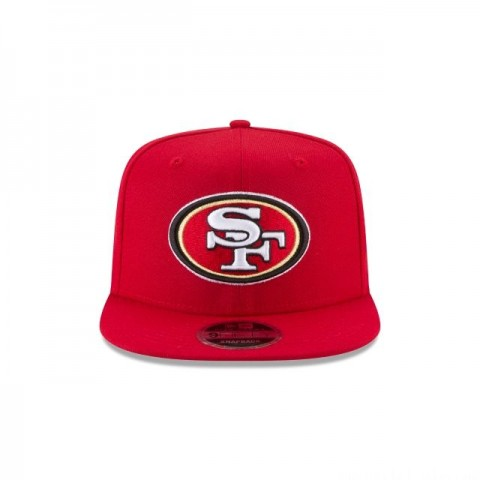 SAN FRANCISCO 49ERS HIGH CROWN 9FIFTY SNAPBACK