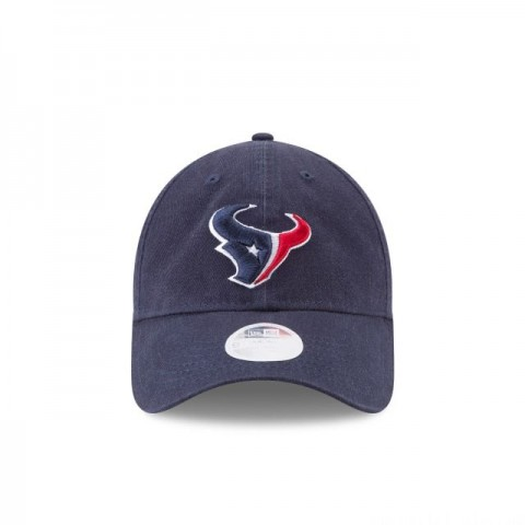 WOMENS HOUSTON TEXANS PREFERRED PICK 9TWENTY ADJUSTABLE