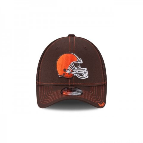 CLEVELAND BROWNS NEO 39THIRTY STRETCH FIT - Sale