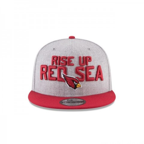 ARIZONA CARDINALS KIDS NFL DRAFT 9FIFTY SNAPBACK - Sale