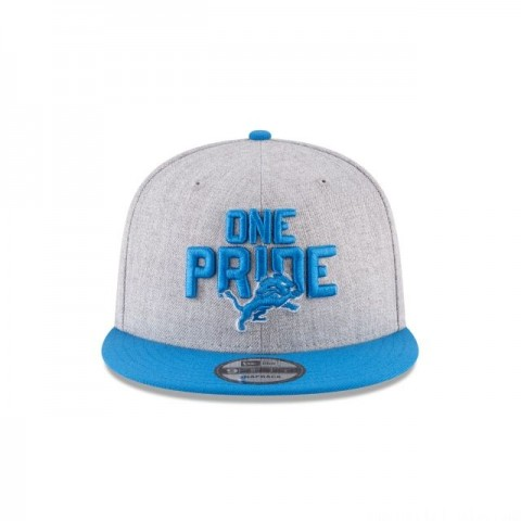 DETROIT LIONS NFL DRAFT 9FIFTY SNAPBACK - Sale