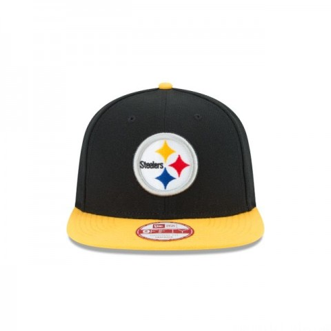 PITTSBURGH STEELERS HISTORIC 9FIFTY SNAPBACK - Sale