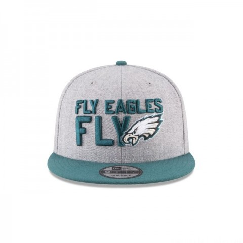 PHILADELPHIA EAGLES NFL DRAFT 9FIFTY SNAPBACK - Sale