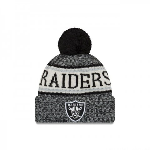 OAKLAND RAIDERS KIDS COLD WEATHER SPORT KNIT - Sale
