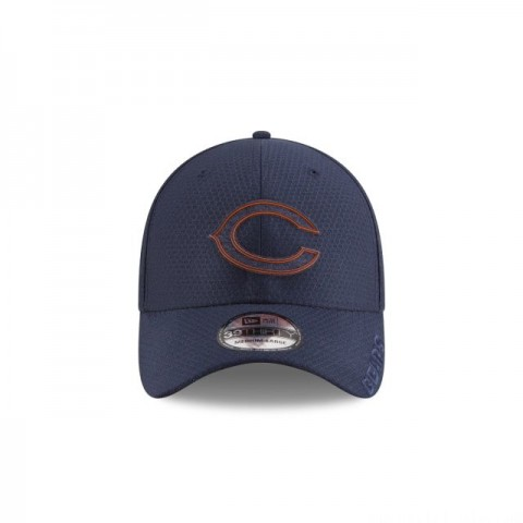CHICAGO BEARS NFL TRAINING 39THIRTY STRETCH FIT