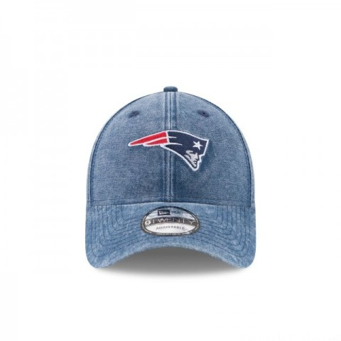 NEW ENGLAND PATRIOTS RUGGED MINI 9TWENTY ADJUSTABLE - Sale