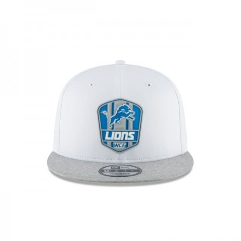 DETROIT LIONS OFFICIAL SIDELINE ROAD 9FIFTY SNAPBACK - Sale