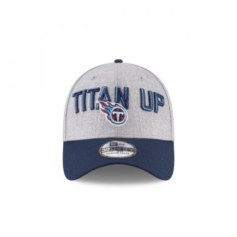 TENNESSEE TITANS NFL DRAFT 39THIRTY STRETCH FIT