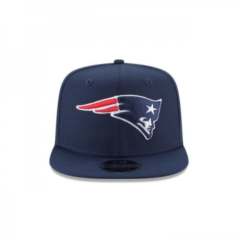 NEW ENGLAND PATRIOTS HIGH CROWN 9FIFTY SNAPBACK - Sale