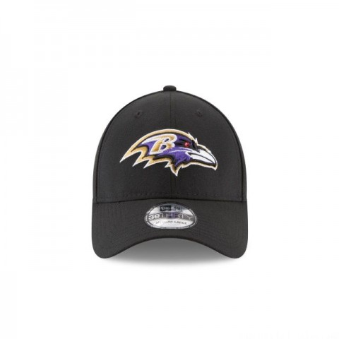 BALTIMORE RAVENS TEAM CLASSIC 39THIRTY STRETCH FIT