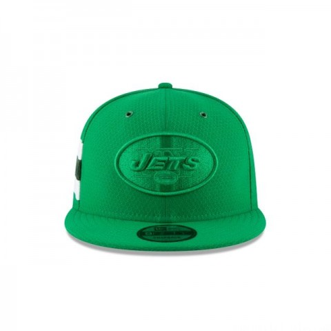 NEW YORK JETS COLOR RUSH 9FIFTY SNAPBACK