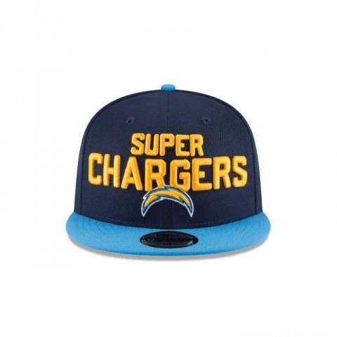 LOS ANGELES CHARGERS SPOTLIGHT 9FIFTY SNAPBACK - Sale