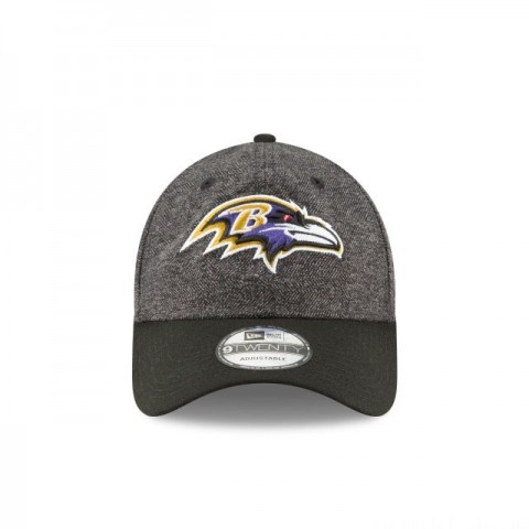 BALTIMORE RAVENS TWEED TURN 9TWENTY ADJUSTABLE