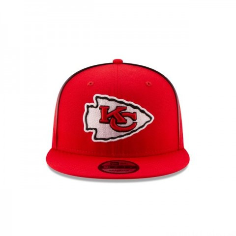 KANSAS CITY CHIEFS HIDDEN HUE 9FIFTY SNAPBACK