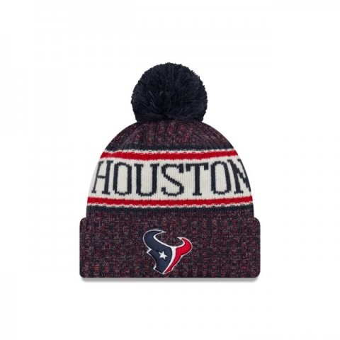 HOUSTON TEXANS COLD WEATHER SPORT KNIT
