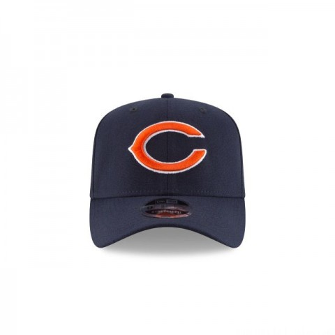 CHICAGO BEARS STRETCH SNAP 9FIFTY SNAPBACK