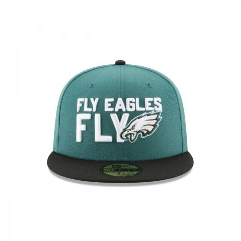PHILADELPHIA EAGLES SPOTLIGHT 59FIFTY FITTED - Sale