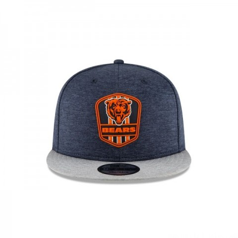 CHICAGO BEARS OFFICIAL SIDELINE ROAD 9FIFTY SNAPBACK