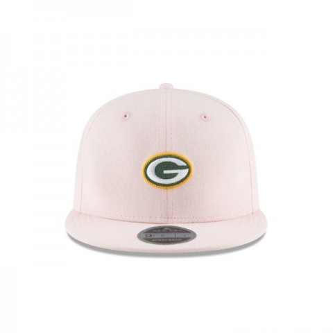 GREEN BAY PACKERS MICRO STITCH 9FIFTY SNAPBACK - Sale