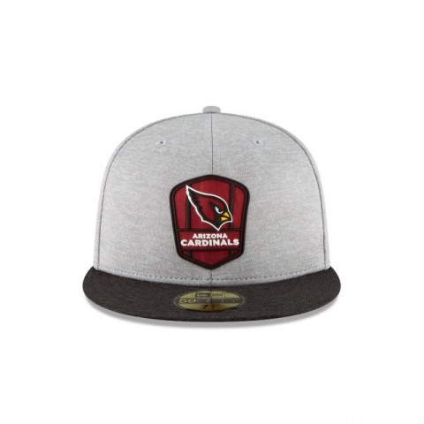 ARIZONA CARDINALS OFFICIAL SIDELINE ROAD 59FIFTY FITTED - Sale