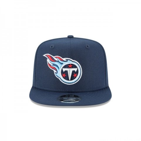 TENNESSEE TITANS HIGH CROWN 9FIFTY SNAPBACK