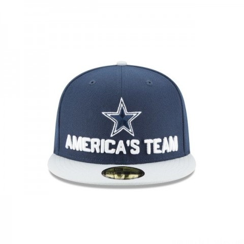 DALLAS COWBOYS SPOTLIGHT 59FIFTY FITTED - Sale