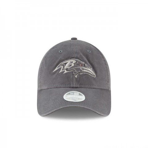 WOMENS BALTIMORE RAVENS PREFERRED PICK 9TWENTY ADJUSTABLE - Sale
