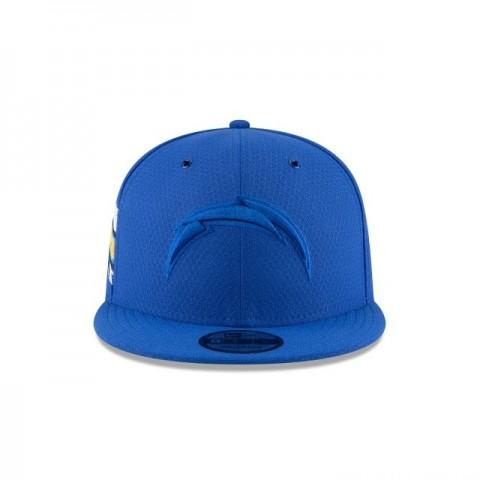 LOS ANGELES CHARGERS COLOR RUSH 9FIFTY SNAPBACK - Sale