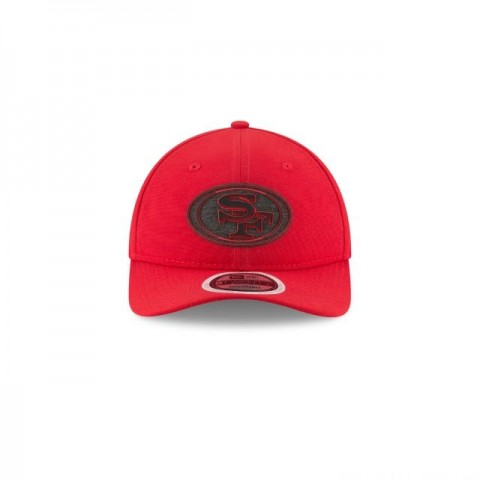 SAN FRANCISCO 49ERS NFL TRAINING 9TWENTY ADJUSTABLE