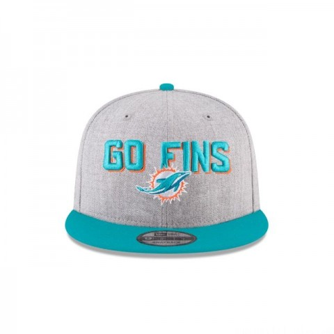 MIAMI DOLPHINS NFL DRAFT 9FIFTY SNAPBACK - Sale