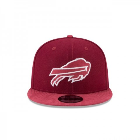 BUFFALO BILLS TONAL CHOICE CARDINAL RED 9FIFTY SNAPBACK - Sale