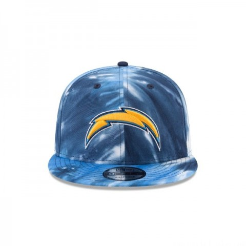 LOS ANGELES CHARGERS MARBLED  9FIFTY SNAPBACK - Sale