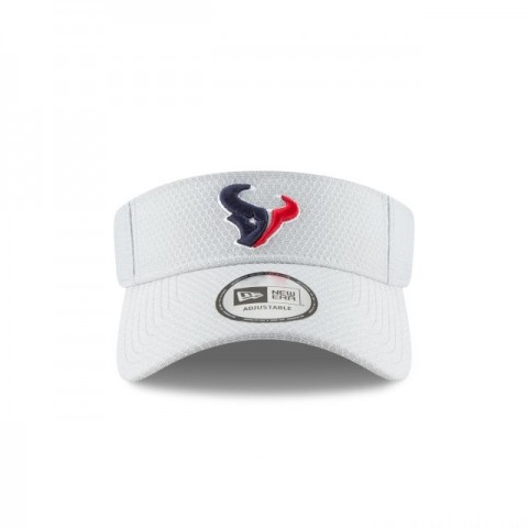 HOUSTON TEXANS NFL TRAINING VISOR