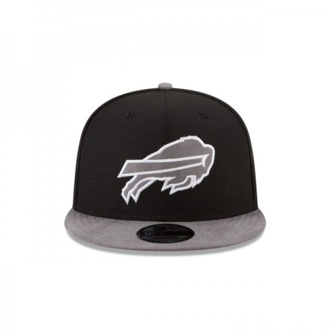 BUFFALO BILLS TONAL CHOICE BLACK 9FIFTY SNAPBACK - Sale
