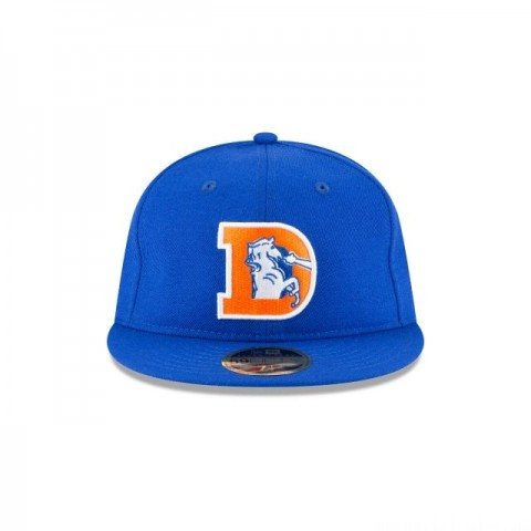 DENVER BRONCOS WOOL RETRO CROWN 59FIFTY FITTED - Sale