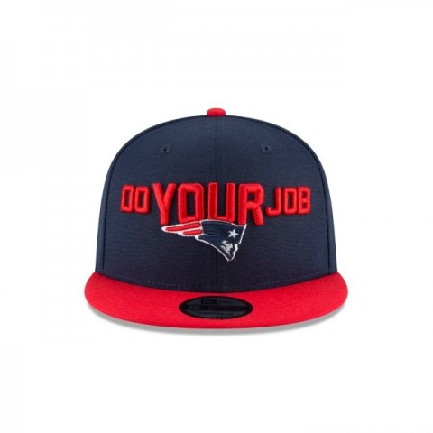 NEW ENGLAND PATRIOTS SPOTLIGHT 9FIFTY SNAPBACK - Sale