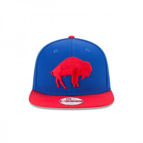 BUFFALO BILLS HISTORIC 9FIFTY SNAPBACK - Sale