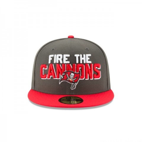 TAMPA BAY BUCCANEERS SPOTLIGHT 59FIFTY FITTED