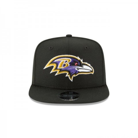 BALTIMORE RAVENS HIGH CROWN 9FIFTY SNAPBACK