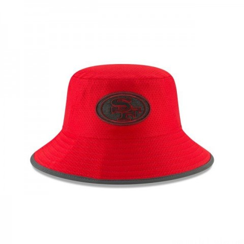 SAN FRANCISCO 49ERS NFL TRAINING BUCKET