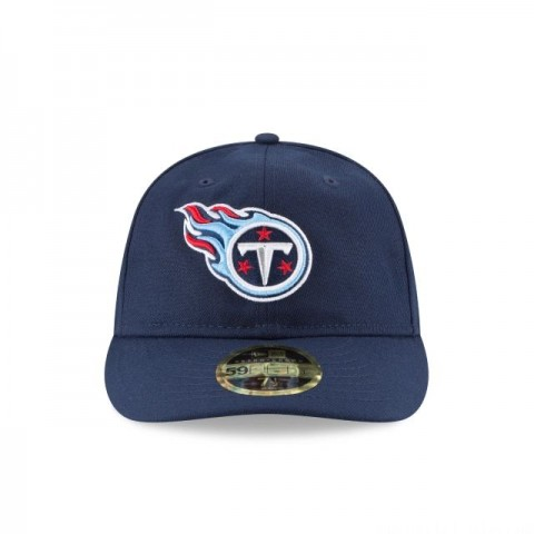 TENNESSEE TITANS FAN FIT RETRO CROWN 59FIFTY FITTED