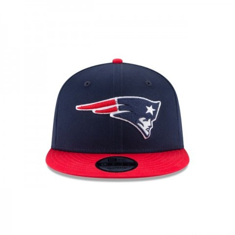 NEW ENGLAND PATRIOTS NFL BAYCIK 9FIFTY SNAPBACK - Sale